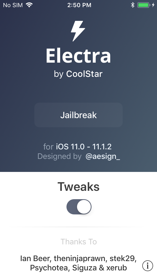 Jailbreak an iOS Device